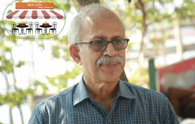 An audience with Dr. M G Sasibhooshan
